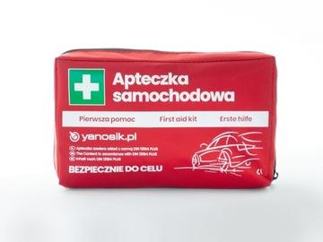 Yanosik DIN 13164 Auto prvej pomoci