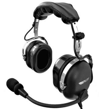 Letecké slúchadlá, Bluetooth + ANR, GAPILOT