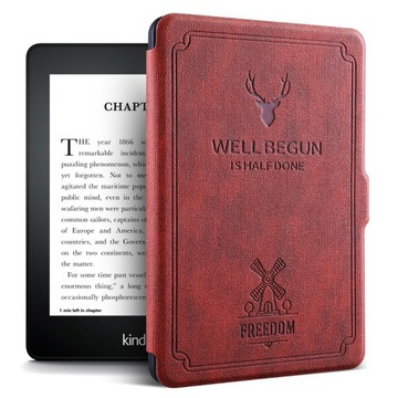 Slim Case Case pre čitateľa Kindle 10 2019