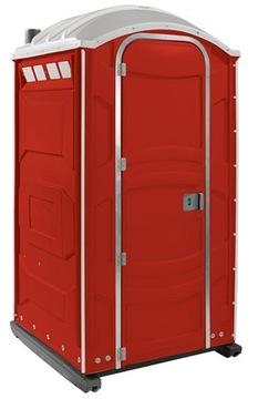 Mobilný toaletný toaletný typ TOITOI Rôzne farby