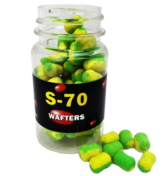 S-70 WAFERS Dumbells 8mm McKarp