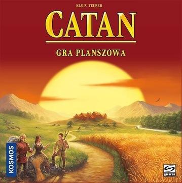 CATAN Stolná hra rodiny Setaners of Catan PL