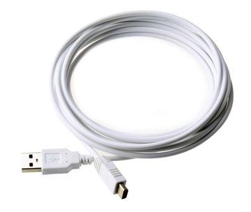 USB kábel na nabíjanie gamepad z Wii U