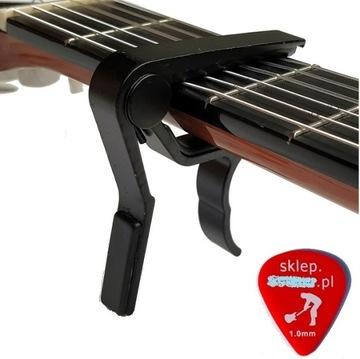Kapodaster Acoustic Guitar Classic + CUBE