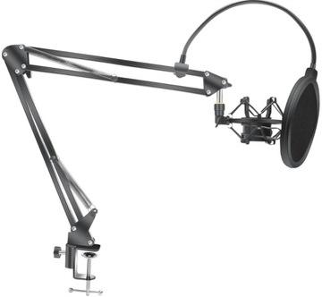 Statíčko pre mikrofón Scissor Pop Filter Basket