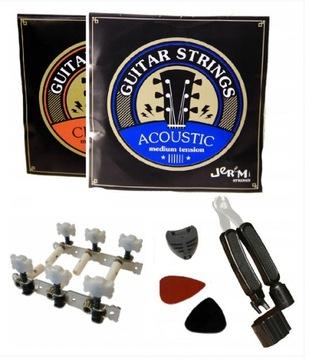 Keys String Kruška Klasická akustická gitara
