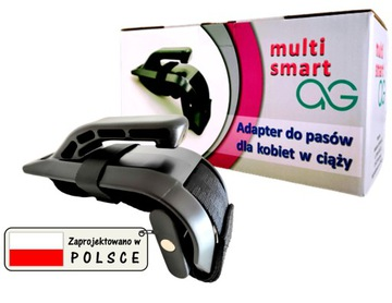 Multi SMART AG Opaskový adaptér pre tehotné ženy