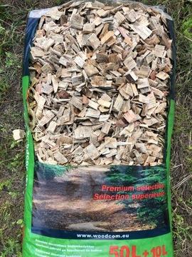 45ks Borovica drevná štiepka dekoratívna dekoratívna prírodná