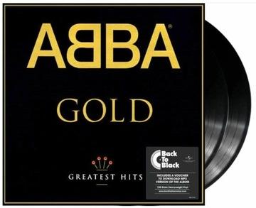 Abba Gold Najväčšie hity 2LP 40 výročie Edition