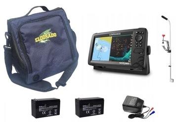 Lowrance HOOK Reveal 9 Tripleshot + Z GPS sonar