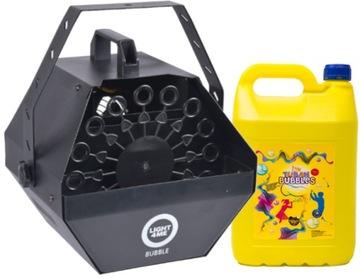 Stroj na výrobu mydlových bublín + Baniak 5L