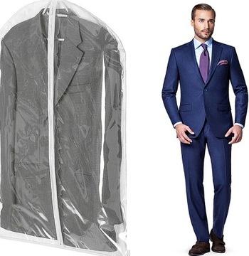 Prípady pre košele oblečenie 60 x 140 cm