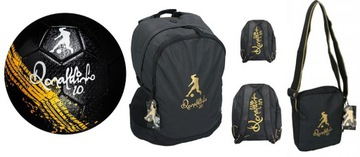 Kit pre Boy Ball Backpack Bag + Free