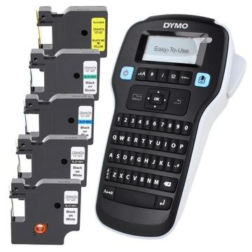 DYMO LM160 + 2X 45013 + 3 tlačiarne Všetky pásky