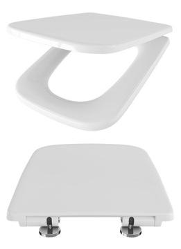 Sedesská rada pomalého Cersanit Circle Roca