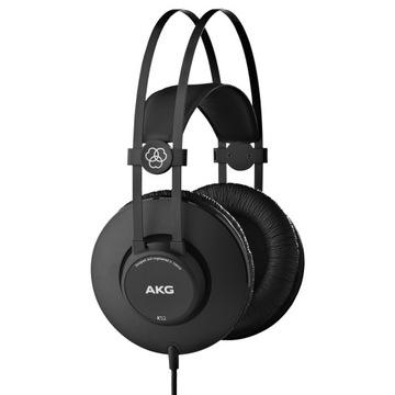 AKG K52 Slúchadlá Dynamická uzavretá štúdia