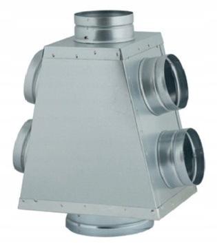 Rozvodná skrinka pre DGP SRRS 150-5x100 DARCO