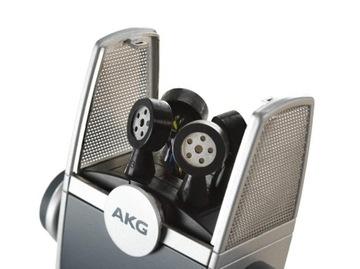 AKG LYRA C44-USB USB Kapacitný mikrofón
