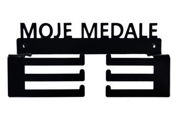 Medalier Výkonný vešiak pre medaily Moje medaily 20cm