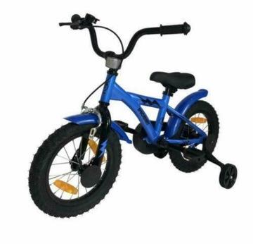 Detský bicykel Nový dodávaný detský bicykel