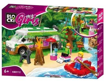 Obytný automobil Lego Campsite KAMPER FRIENDS XL