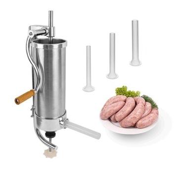 Strúvacie stroje Strihacie stroje 5.5kg pre mäso