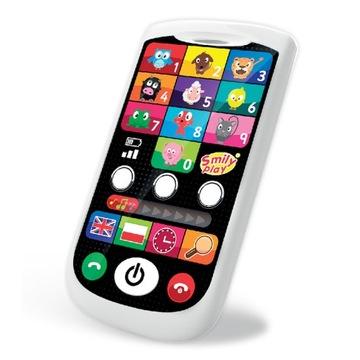 SMARTPHONE PRE DETSKÉ UČEBNÉ TELEFÓNY HOVORÍ POL ENG