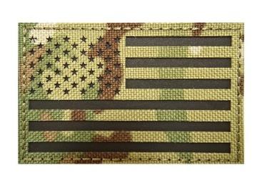 US FLAG / FLAG FLAG CORDURA MULTICAM