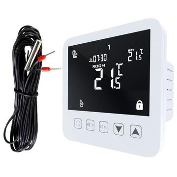 Regulátor regulátora teploty termostatu