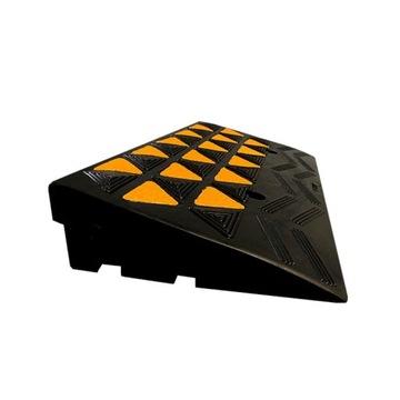 Curb RAID, príjazdová cesta pod obrubníkom 10 cm