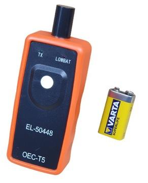 OPEL TPMS Senzor Activator programátor EL-50448