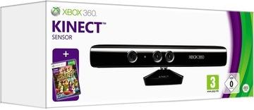 Továreň Nový Kinect Xbox 360 Box Set