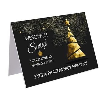 Firemné vianočné pohľadnice WIZARD OBÁLKY