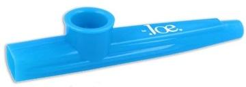 Byť Joe Kazoo Plastic Blue