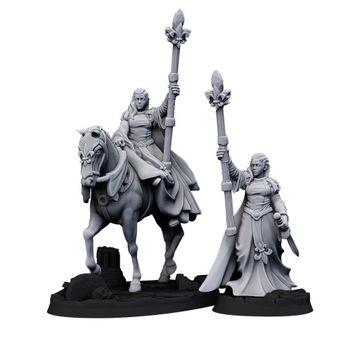 Damsel Dáma / Čarodejnícko-Highlands Miniatúry