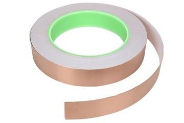 Samolepiace medené pásky, šírka 1,5 cm