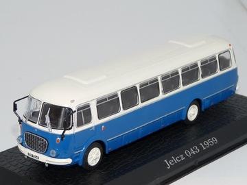 Jelcz 043 (1959) 1:72 ATLAS 7163132