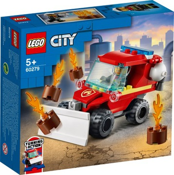 Lego City Malý Fire Truck 60279