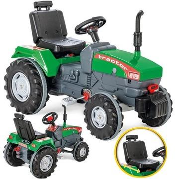 Traktor na pedále Traktor Obrovský Big Green XL