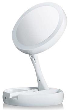 Kozmetický zrkadlový podsvietený pre LED make-up
