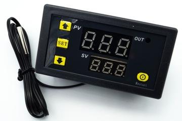 Elektronický regulátor teploty Termostat 230V