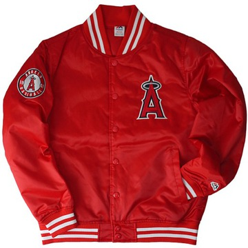 Baseball bunda Los Angeles Majestic XL