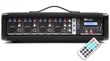 PowerMikser 4- Channel 800W / PD / MP3 / BT / SD / PILOT