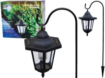 Dekorácia solárnej lampy závesné svietidlo LANTERN P566