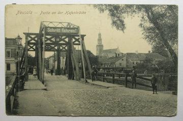 Nový Salt Bridge Kamieniczki 1910