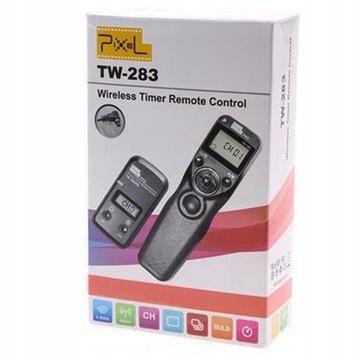TW-283E3 Spúšť istotu fotoaparátu
