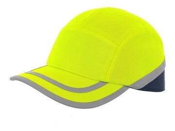 CAP HELMET HERBSHELM CXS CALULUM reflexné žlté