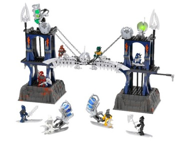 LEGO Bionicle Zostava Lávová komorová brána 8893