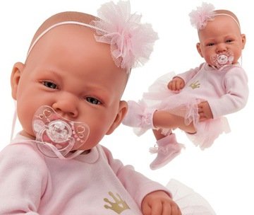 Detská bábika Antonio Juan Nacida Bailarina 5085