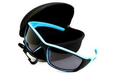 Športové slnečné okuliare UV s polarizáciou